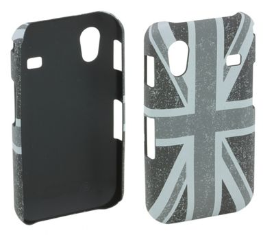 Trendz Hard Case for Samsung Galaxy Ace - Distressed Union Jack