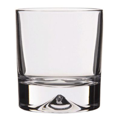 Dartington Old Fashioned Glass - Dimple (Pair)