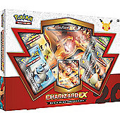 Pokemon Charizard EX Red & Blue Collection Box