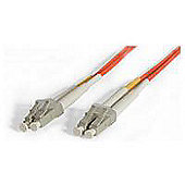 StarTech 50/125 Multimode Fiber Cable LC-LC (3m)