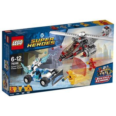 Lego  Speed Force Freeze Pursuit 76098