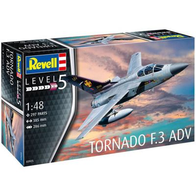 REVELL Tornado F.3 ADV 1:48 Aircraft Model Kit - 03925