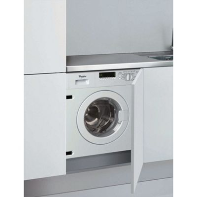 Whirlpool AWOE7143 - 1400rpm Built-in Washing Machine 7kg Load, A+++ Energy Rating