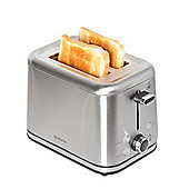 Brabantia 2-Slice Brushed Stainless Steel Toaster