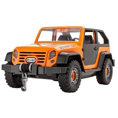 Revell Junior Model Kit Off-Road Vehicle