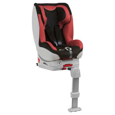Hauck Varioguard Group 0-1 Car Seat, Black/Red
