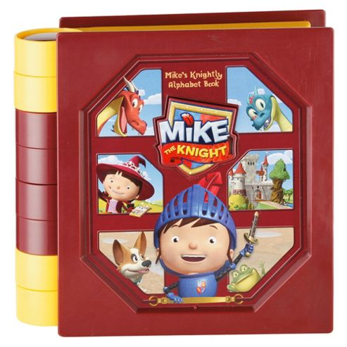 Mike the Knight Alphabet Book