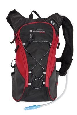 Mountain Warehouse Raid 5L Hydro Bag - Red