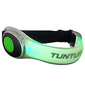 Tunturi Running LED Glowing Armband - Green