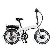 """Diamo 20"""" Wheel Alloy Electric Bike"""