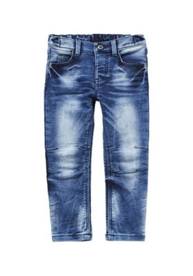 F&F Acid Wash Skinny Jeans Acid Wash 12-18 months