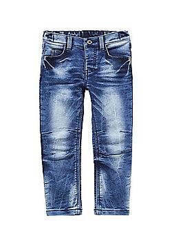 F&F Acid Wash Skinny Jeans - Acid wash