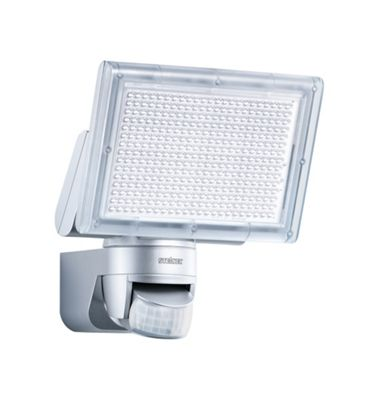 Steinel XLED HOME 3 silver Wall mounted LED floodlight