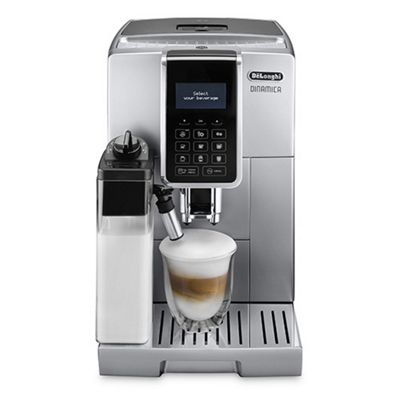 Delonghi Dinamica Cappuccino Bean To Cup Coffee Machine