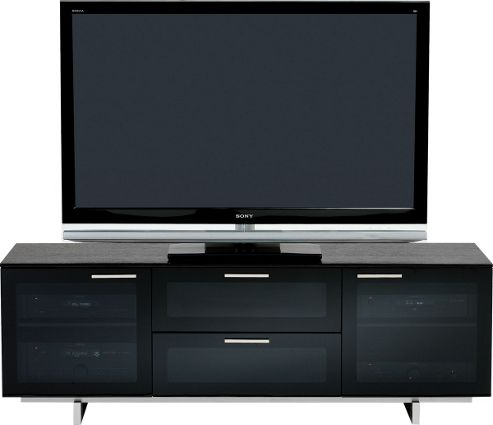 BDI AVION Noir Series II plasma and LCD TV cabinet