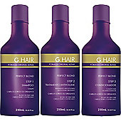 Perfect Blonde Keratin Treatment 250ml - G.Hair