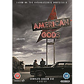 American Gods DVD