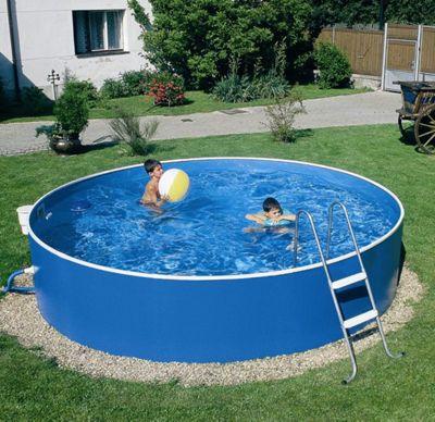 Blue Splasher Pool 12ft x 36