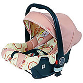 iSafe iVogue Group 0+ Car Seat (Peach)