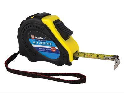 Blue Spot Tools Easy Read Magnetic Pocket Tape 7.5m/25ft (Width 22mm)