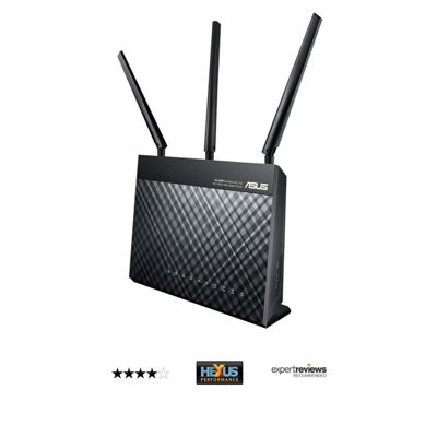 Asus DSL-AC68U Dual-Band Wireless-AC1900 Gigabit ADSL/VDSL Modem Router