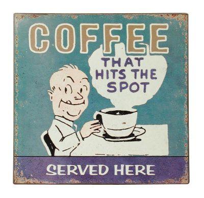 Alterton Furniture Coffee Plaque