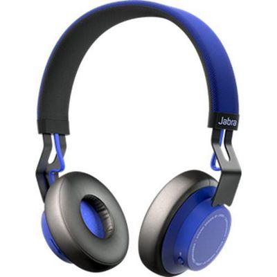 Jabra Move Head-band Binaural Wired Blue mobile headset