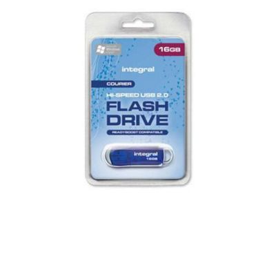 Integral Courier USB 20 Flash Drive 16GB