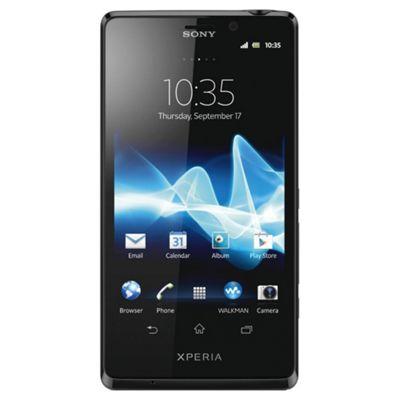 Unlocked Sony Xperia™ T Black -SIM Free