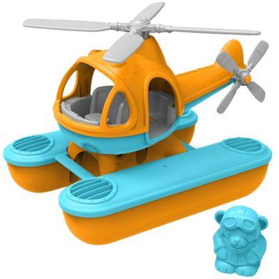 Green Toys Seacopter (Orange)