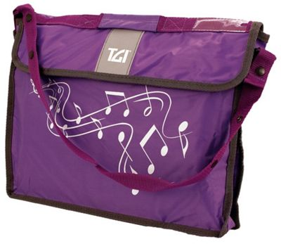Large Music Carrier in Purple