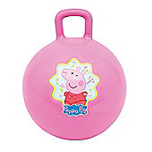 Peppa Pig Inflatable Hopper Pink