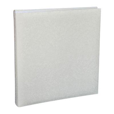 Kenro White Satin Small Traditional Phoo Album.