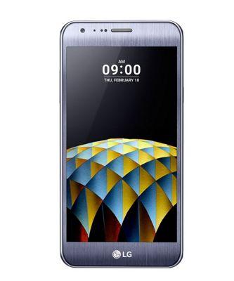 LG X Cam K7 16GB 4G SIM Free - Titan Silver