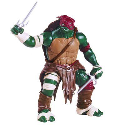 Teenage Mutant Ninja Turtles Movie Combat Warrior - Raphael