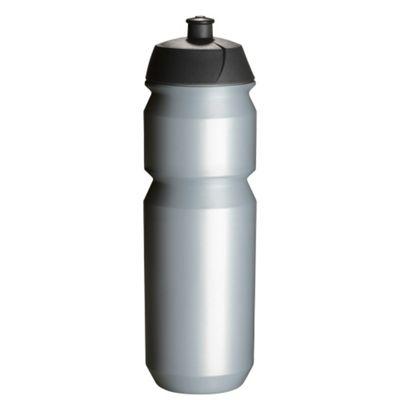 Tacx Shiva Bottle unprinted 750cc, silver
