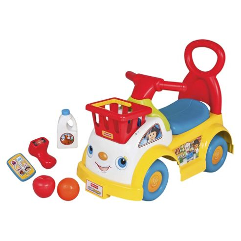 Fisher-Price Shopping Trolley Ride-On