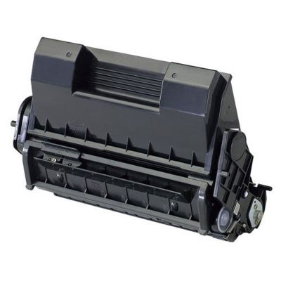 OKI Black Toner Cartridge for B730 Workgroup Mono Printers (Yield 25,000 Pages)