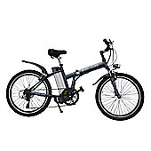 "Byocycle Boxer 24"" Electric Folding Bike 13Ah"