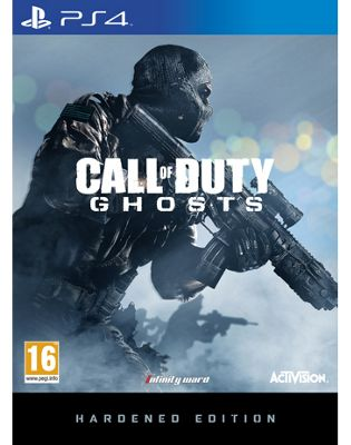 Call Of Duty Ghosts- Hardened Edition  - Ps4