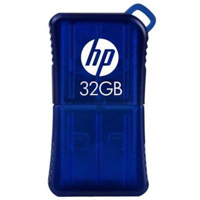 HP V165W 32 GB USB Flash Drive - Blue