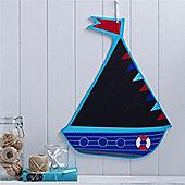 GG - Nautical Boat Chalkboard