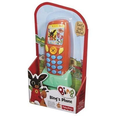 Bings Phone Activity Toy