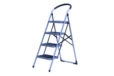Lamboro Barstools 4 Tread Step Stool Ladder
