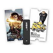 Now TV HD Digital Media Smart Stick with HD and Voice Search and a Sky Cinema 1 Month Pass