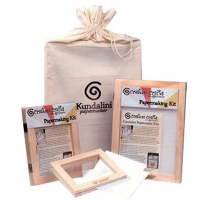 Kundalini Papermaking Kit A5