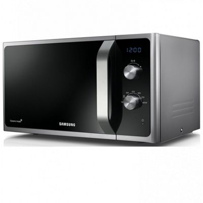 Samsung MS23F301EAS Silver Microwave | 800W Freestanding
