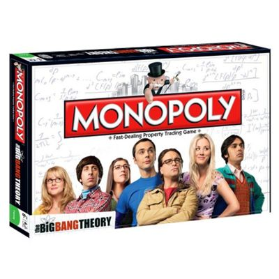 Monopoly Big Bang Theory Game
