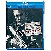 The Accountant Blu-ray