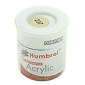 Humbrol Acrylic - 14ml - Matt - No237 - Desert Tan